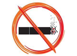 Izogibajte se kajenju, tudi pasivnemu.