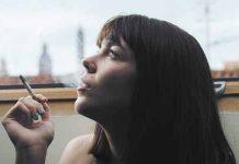 Noseča kadilka