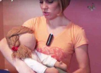 Držanje otroka