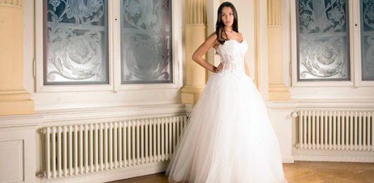 Stil poročne obleke