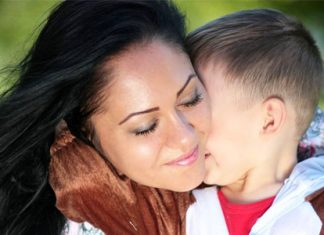 Objemite svojega otroka!