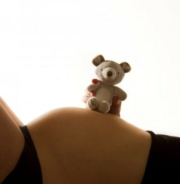 Stres v nosečnosti