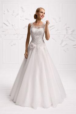 Poročna obleka Alyssa, foto: Poročni salon Ena in Edina