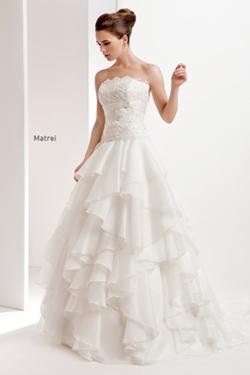 Poročna obleka Matrei, foto: Poročni salon Ena in Edina