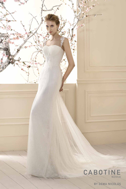 Poročna obleka Calella, foto: Poročni salon Ena in Edina