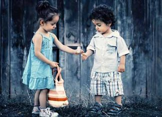 Sodelovanje med otroci