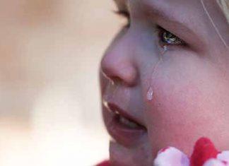 Sramežljiv otrok