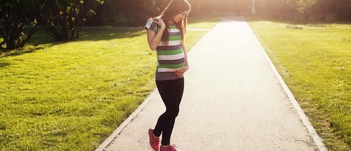 Telesne spremembe v nosečnosti – 2. trimesečje