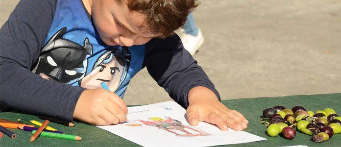 Razvoj otroške risbe.