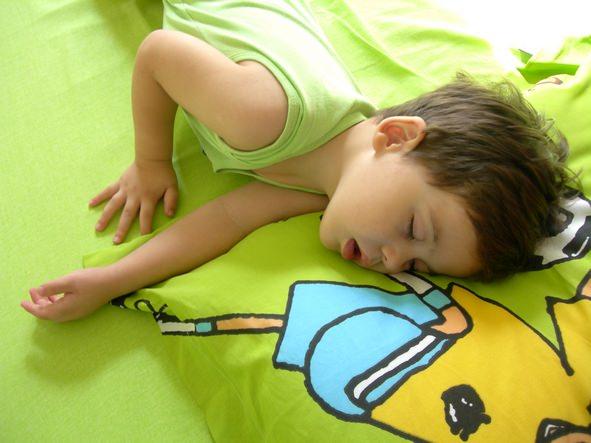spanje_otroka