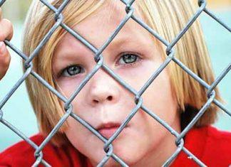 Otroci prestopajo meje