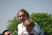 Dopust z majhnimi otroki