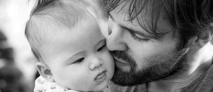 Lajšanje težav dojenčka