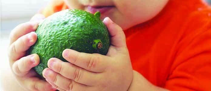Zdrava prehrana dojenčka
