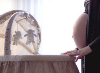 Težave nosečnice