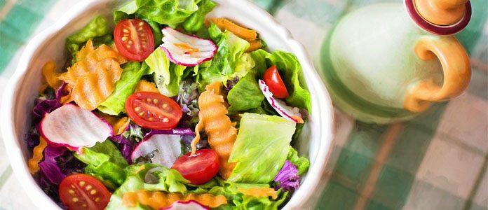 Tudi zdrava prehrana izboljsa plodnost.