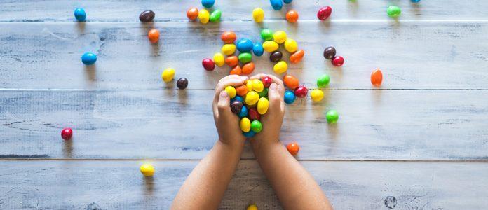 Čokolada otroci