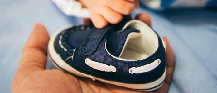Oblačila in obutev za malčka