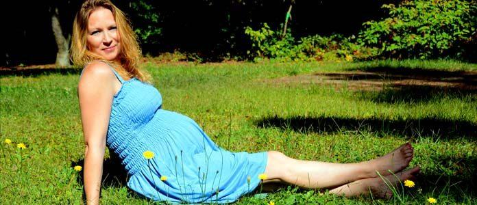 Napihnjenost med nosečnostjo