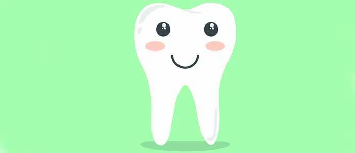 Izraščanje zob in čiščenje