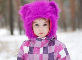 Kako obleči otroka pozimi?