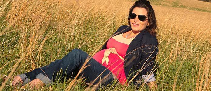 Beli tok med nosečnostjo