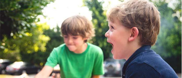 Glasni otroci