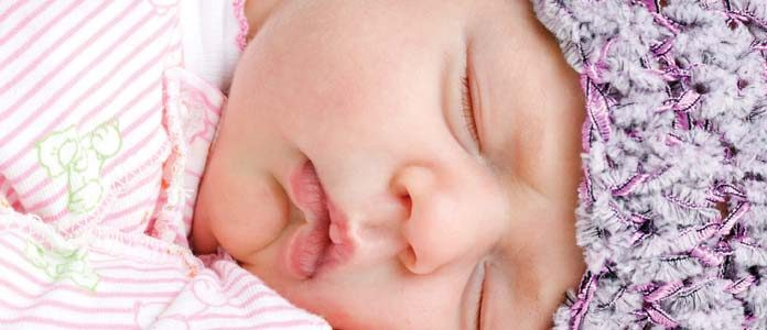 Dojenček noče zaspati