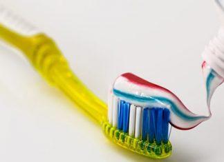 Skrb za zdrave zobe.