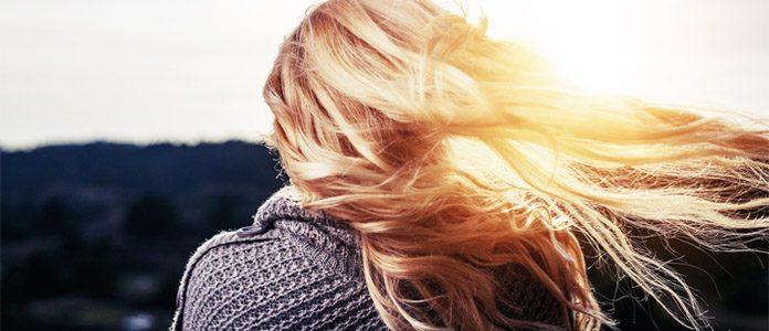 Zdravi lasje.
