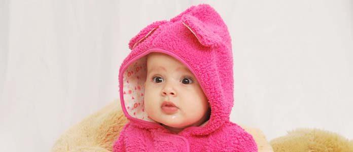 Roza dojenček