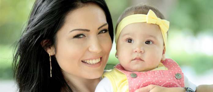 Čas z dojenčkom