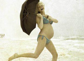 Kilogrami v nosečnosti