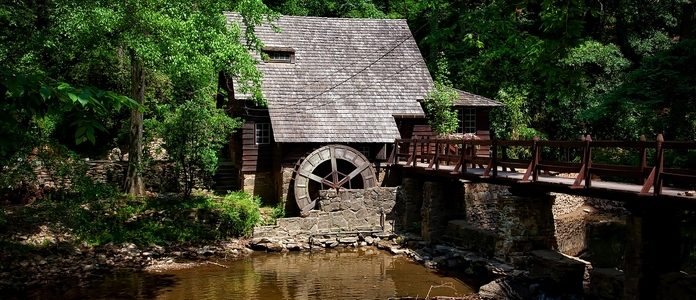 mlin na vodi