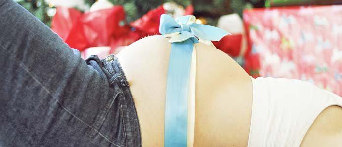 Vstajanje nosečnice