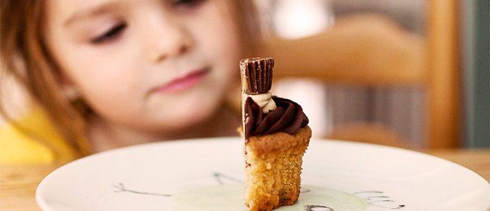 Debelost pri otrocih.