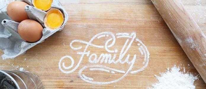 Prehrana družine