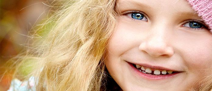 Navodila za pravilno čiščenje otroških zobkov
