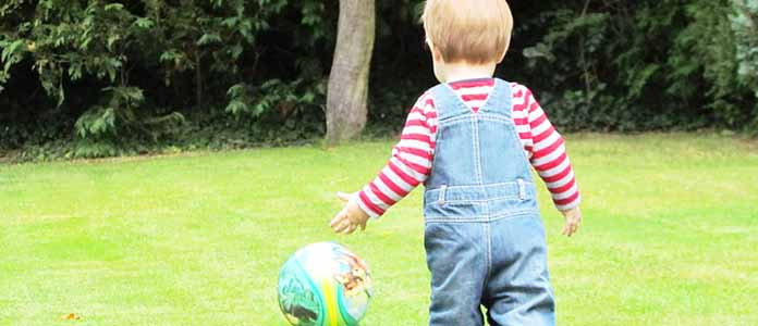 Grajenje vrednot pri otrocih do 5. leta