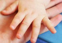 Simbioza med mamo in otrokom