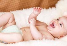 Značilnosti novorojenčka