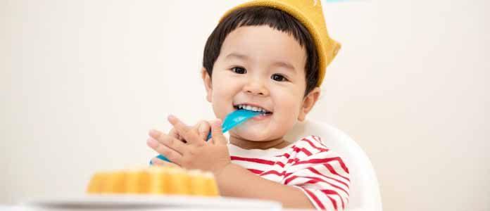 Razvoj zob in prehrana