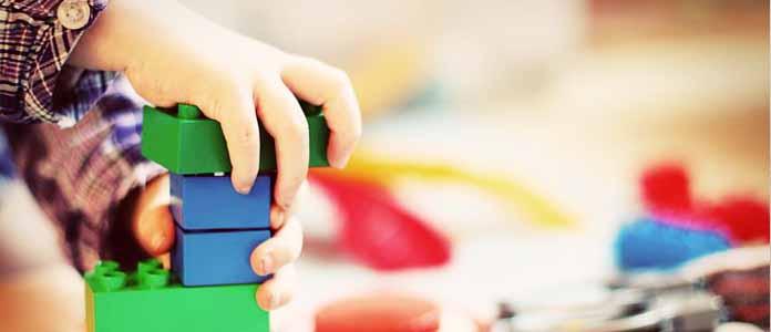 Spodbujajte otrokovo ustvarjalnost