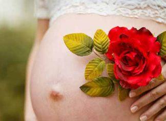 Eterično olje v nosečnosti