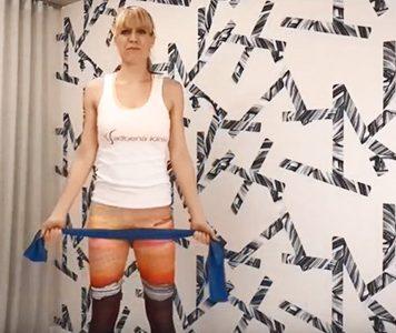 Krepitev trebušnih mišic