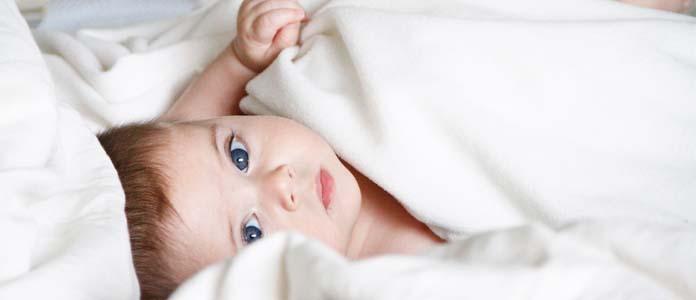 Kožne spremembe pri dojenčku
