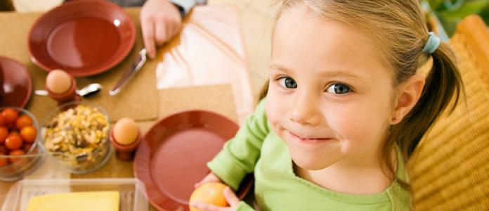 Zdrava prehrana za malčka