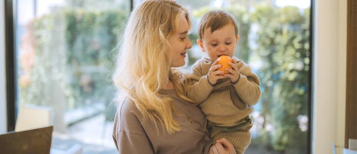 Mikrohranila za krepitev imunskega sistema otroka
