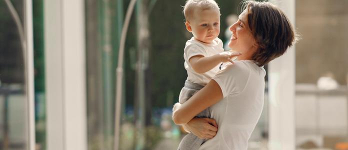 Razvoj imunskega sistema otroka do 1. leta
