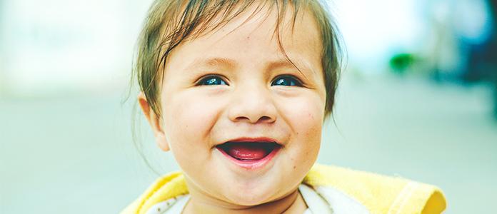 Razvoj ustne votline in izraščanje zobkov